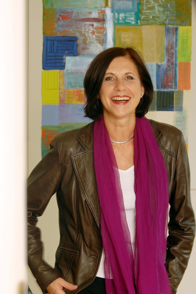 Dr. Ellen Buckermann - Farben sprechen, erzählen Geschichten, versetzen in Stimmungen.