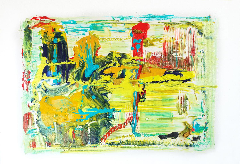 Dr. Ellen Buckermann Art - Farbenzeit